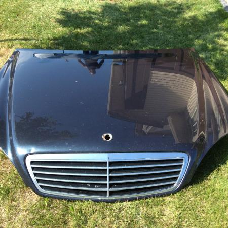 Hood off W220 Mercedes S430 + Hood of... for sale  Canada