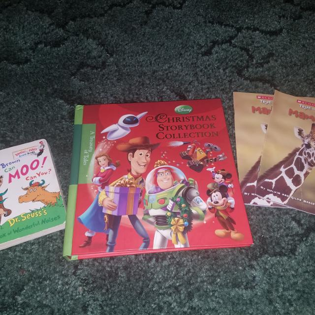 disney christmas storybook collectiondr suess book - Disney Christmas Storybook Collection