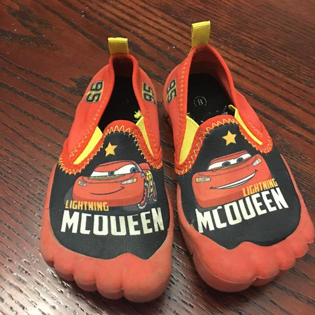 4f8ebc0d00ae Best Lightning Mcqueen Water Shoes for sale in Victoria