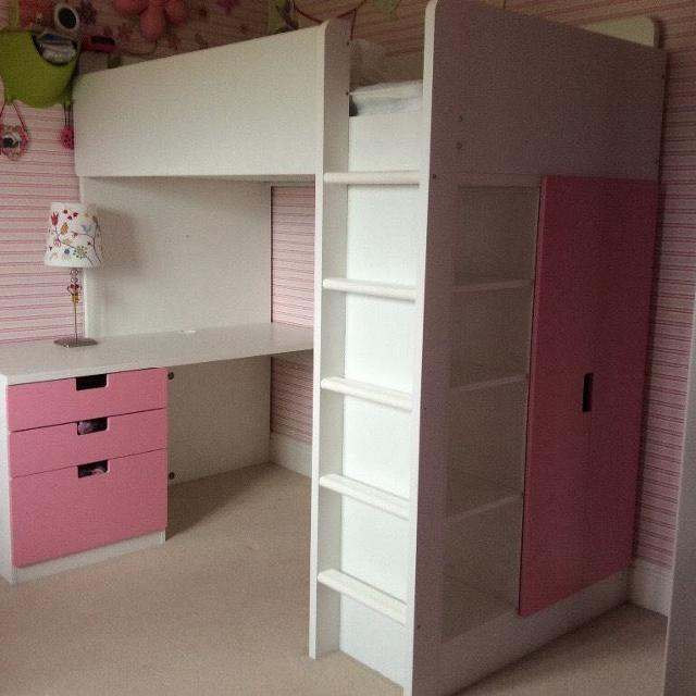 Find More Ikea Stuva Loft Bed For Sale At Up To 90 Off