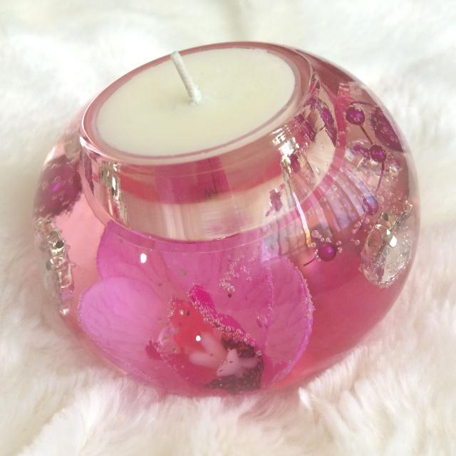 Best Pink Tea Light Candle Holder For In St Catharines Ontario 2019