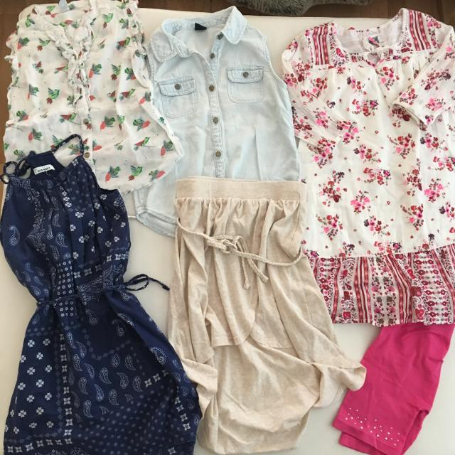 d919280798 Find more Lot Of Girls Size 6 7 Summer Clothes. Sundress