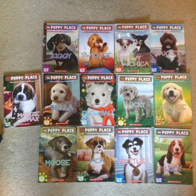 Best Puppy Place Books Can Be Sold Separately For Sale In