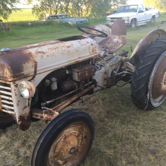 9n Ford Tractor >> Best 9n Ford Tractor For Sale In Winkler Manitoba For 2019