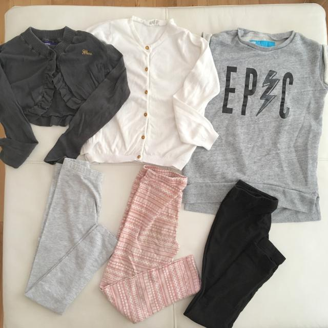 6b108475e Find more Lot Of Girls Clothes. Size 7/8. Mexx, Gap, H&m, Children's ...
