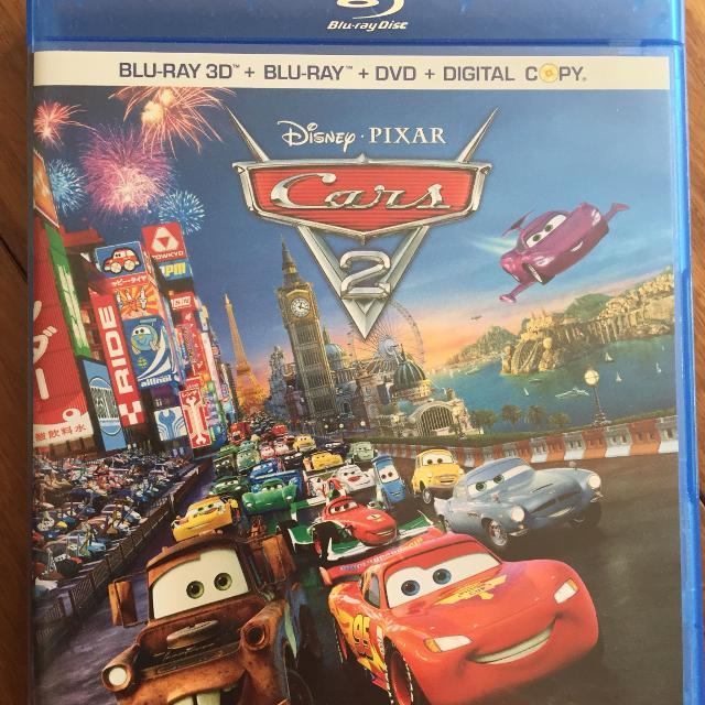 Best Cars 2 Blu Ray Dvd 3d For Sale In Calgary Alberta For 2020