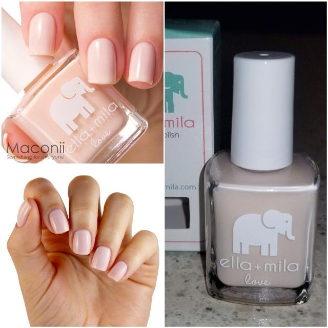 Find More Ella Mila Pretty In Pink Vegan Nail Polish For Sale At