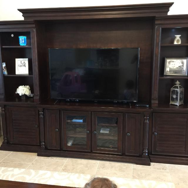 Best Ashley Furniture Entertainment Center For In New Braunfels Texas 2019