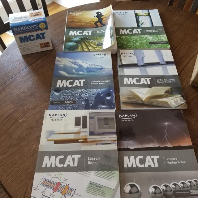 Best Kaplan Mcat Study Books And Flashcards For Sale In Jefferson