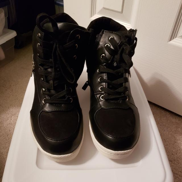 8b4f299ffeb Find more Torrid Women s Wedge Sneaker 9w for sale at up to 90% off