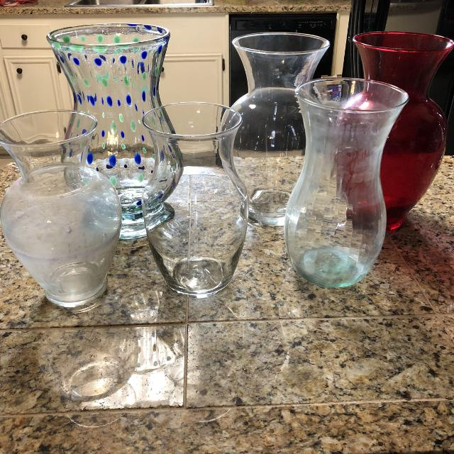 Best Assorted Glass Vases For Sale In Brazoria County Texas For 2018