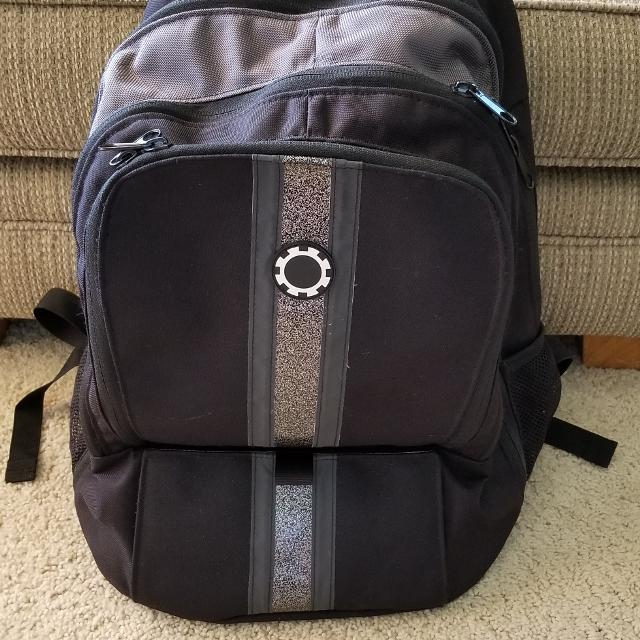 c0e62e18250 Find more Dadgear Backpack diaper Bag Like New for sale at up to 90% off