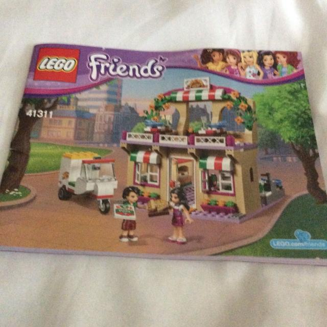 Find More Lego Friends Heartlake Pizzeria For Sale At Up To 90 Off