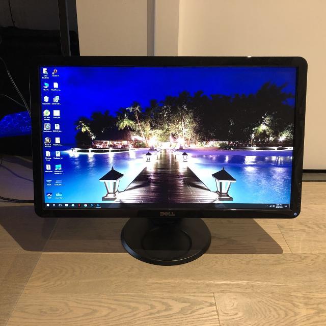 """Dell 24"""" 1080p HDMI Computer Monitor"""