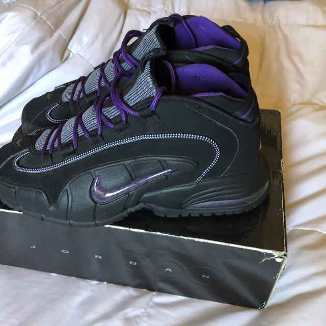 uk availability 90f6c ca4a3 Best Nike Air Max Penny 1 - Sz 11 - Phoenix Suns for sale in Roseville,  California for 2019