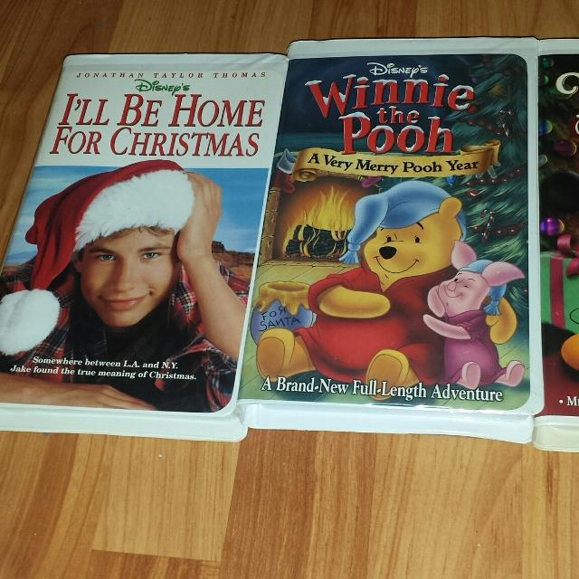 Ill Be Home For Christmas Vhs.Find More Christmas Vhs Titles For Sale At Up To 90 Off