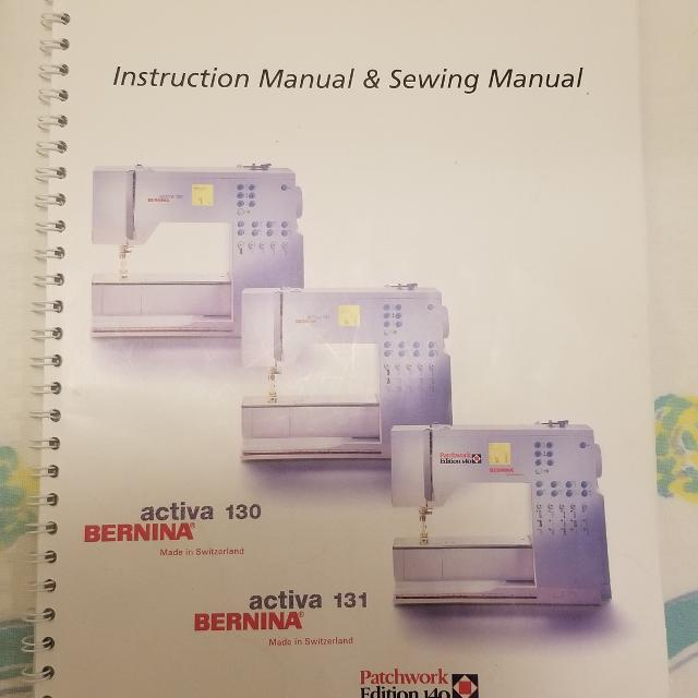 Best Bernina Activa 40 Sewing Machine For Sale In Airdrie Alberta New Bernina Activa 130 Sewing Machine