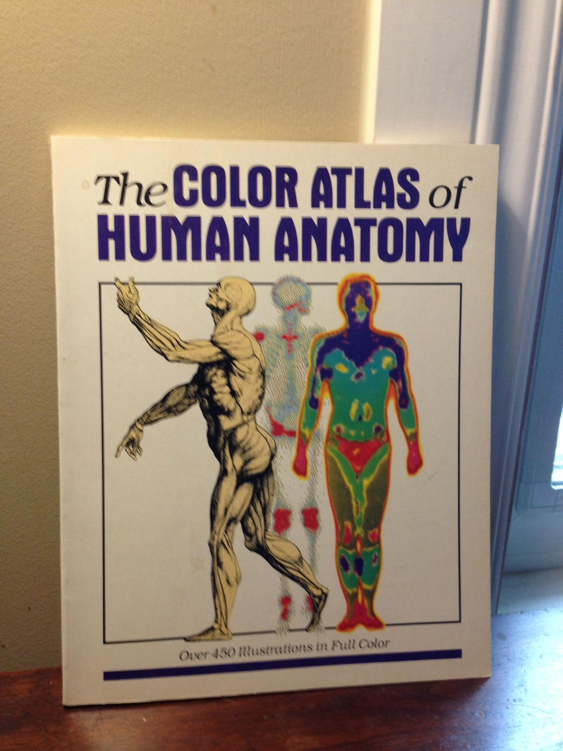 Best The Color Atlas Of The Human Anatomy Book For Sale In Richmond