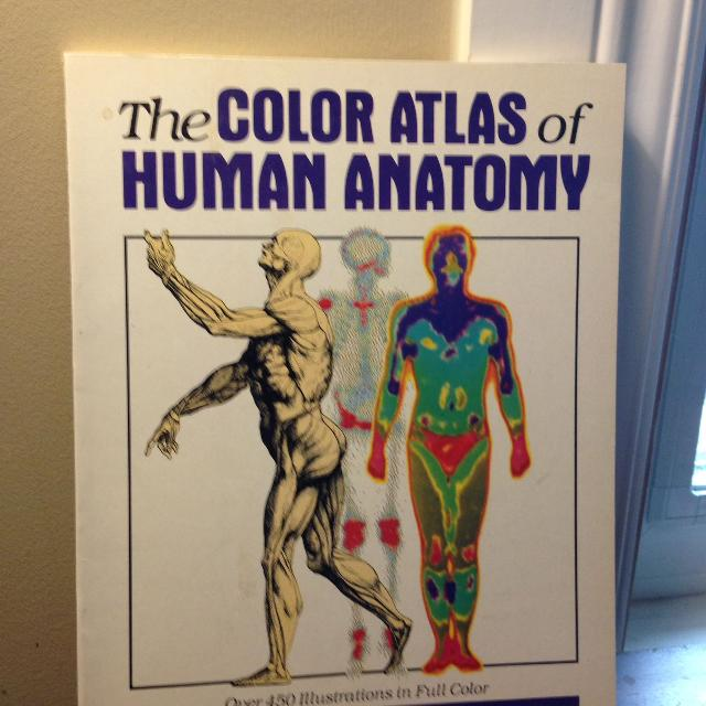 Best The Color Atlas Of The Human Anatomy Book for sale in Richmond ...