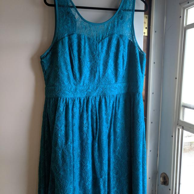 e3795e5174 Find more Size 1x Lace Dress From Forever 21 Plus for sale at up to ...