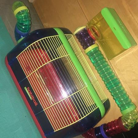 Habitrail hamster cage, used for sale  Canada