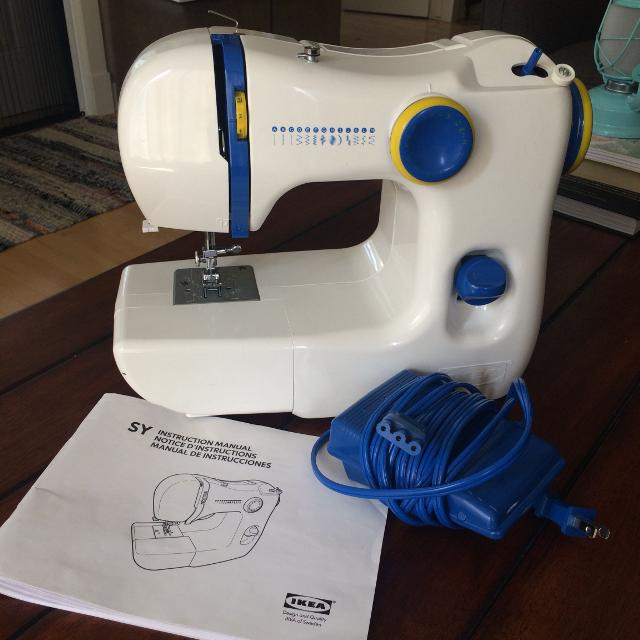 Find More Ikea Sewing Machine For Sale At Up To 40% Off Cool How To Use Ikea Sewing Machine