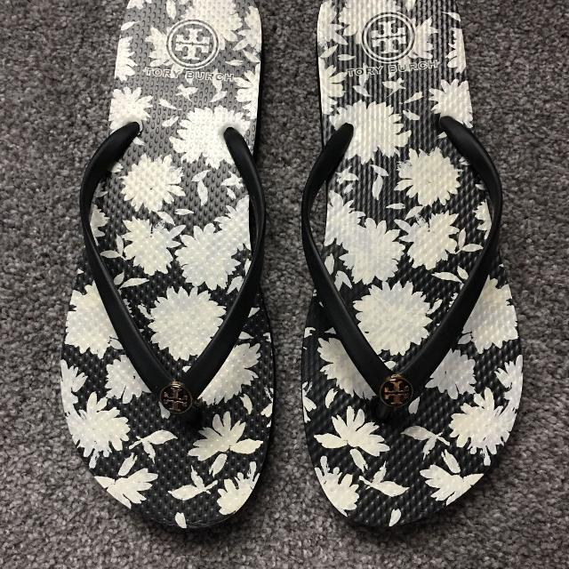 e2a4452856e533 Best Tory Burch Flip Flop Sandals - Size 11 - Worn Once for sale in Morton
