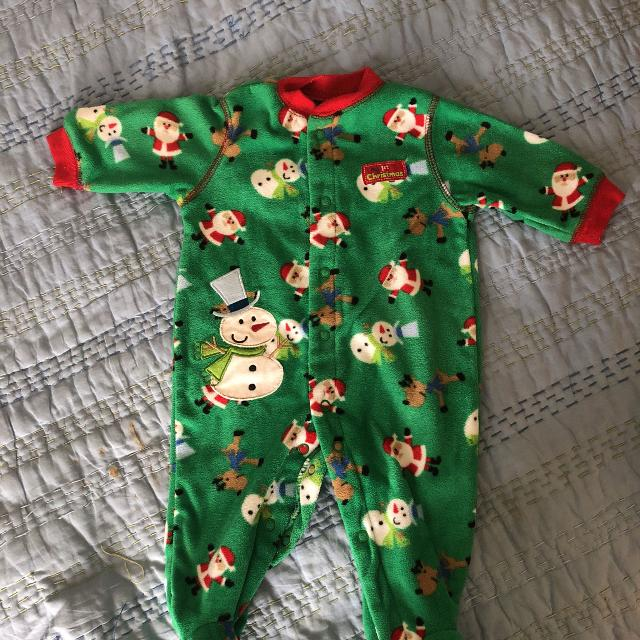 8a27ac9a2 Find more Carters Baby's First Christmas Pjs for sale at up to 90% off