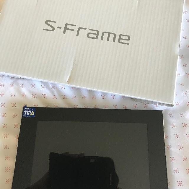 Find more Sony S-frame Digital Photo. Never Used. for sale at up to ...
