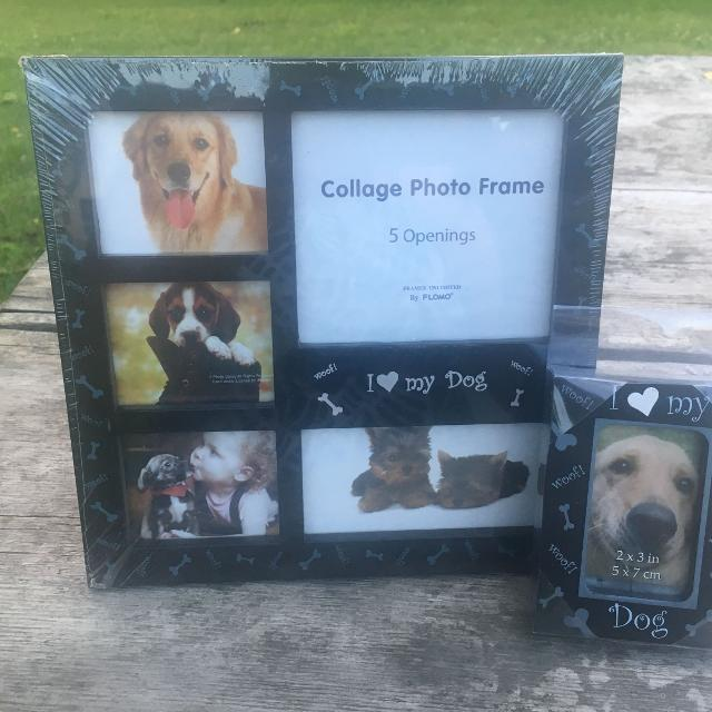 """Best """"i Love My Dog"""" Picture Frames for sale in Port Huron, Michigan ..."""