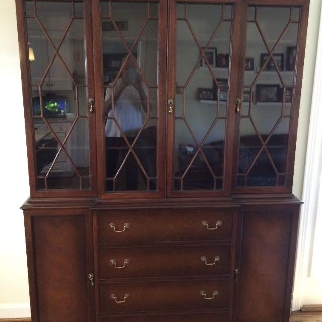 Antique china cabinet. - Find More Antique China Cabinet. For Sale At Up To 90% Off