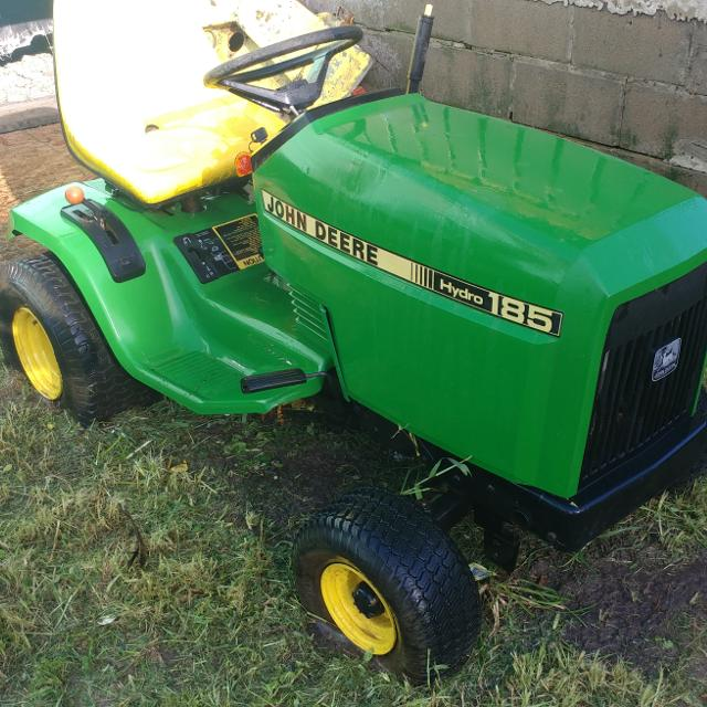 John Deere Hydro 185 Riding Mower