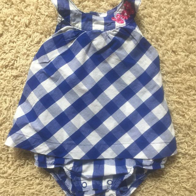 568ce2e55 Best Carters Plaid Baby Girl Romper, 12 Months for sale in Missouri City,  Texas for 2019