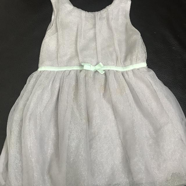 955c8cfb2ac32 Find more H&m Silver Dress - 1 1/2-2y for sale at up to 90% off