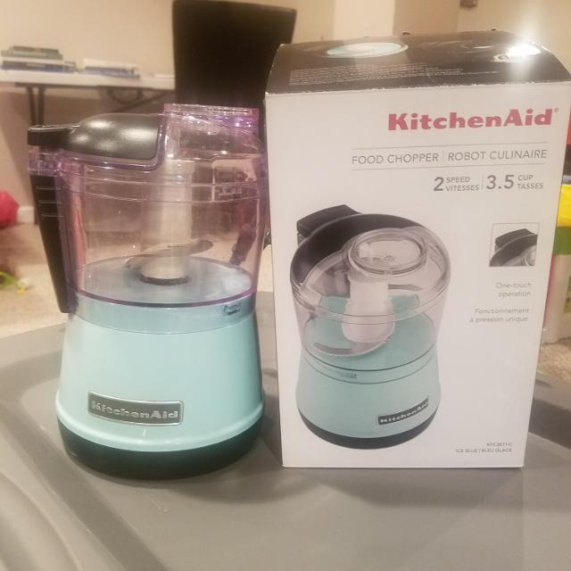 Find More Kitchen Aid 3 5 Cup Food Chopper For Sale At Up To 90 Off