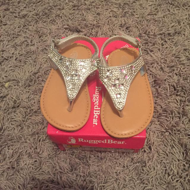 f5dba9e6887b Find more Size 5 Blingy Sandals for sale at up to 90% off