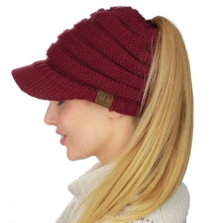 messy bun hats with visors. (AVAILABLE) for sale  Canada