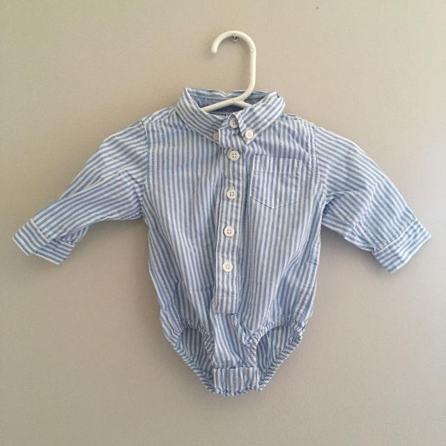 Best Children S Place Baby Boy Dress Shirt Size 3 6 Months For Sale