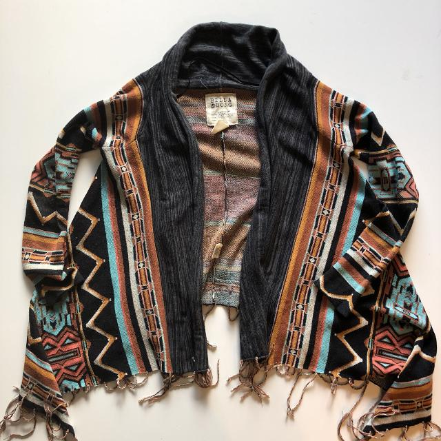 52dc01197 Find more Billabong Aztec Cardigan Sweater for sale at up to 90% off