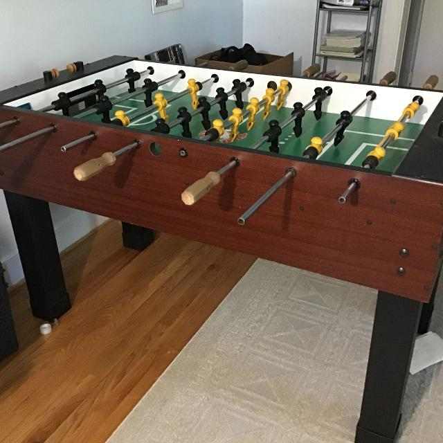 Find More Tornado Official Foosball Table For Sale At Up To Off - Official foosball table