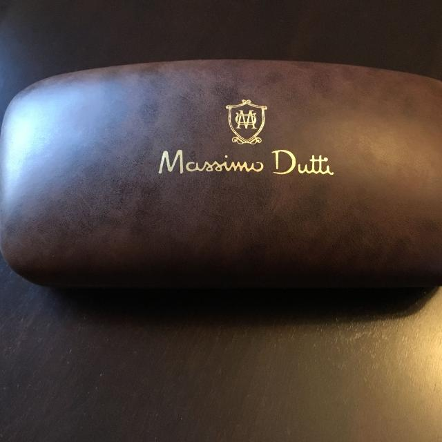 5bc47a51c2 Best Massimo Dutti Sunglasses Brown Leather Case for sale in Dollard-Des  Ormeaux