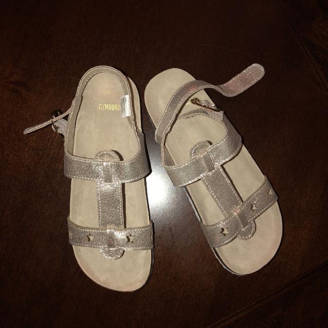 eafe3f2d5663 Best Gold Sandals (gymboree) Size 2 for sale in Potranco Road