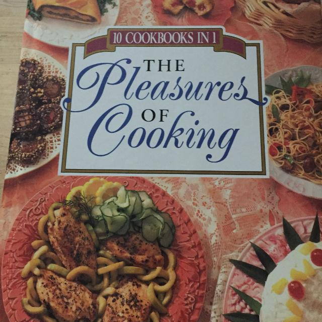 Best The Pleasures Of Cooking For Sale In Vaudreuil Quebec For 2019