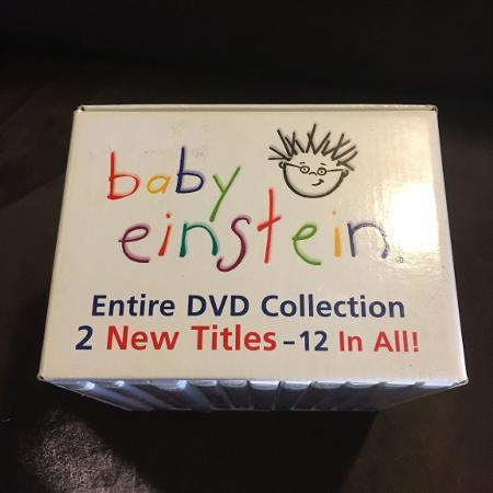 Baby Einstein DVD Set for sale  Canada
