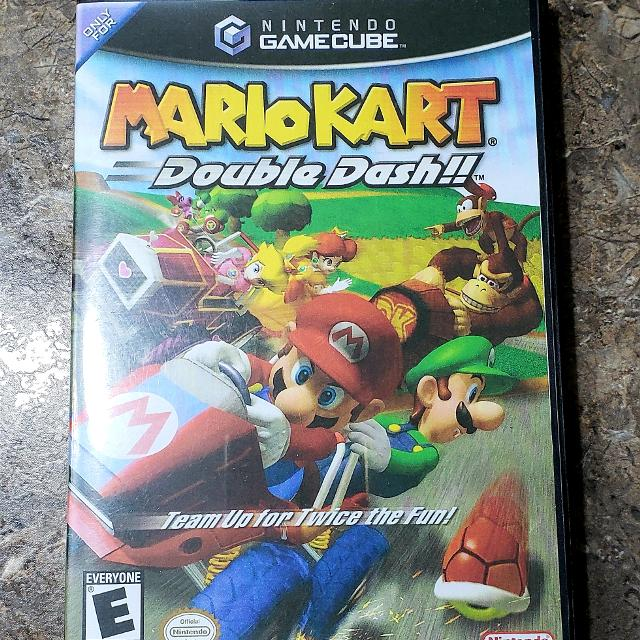 Find More Mario Kart Double Dash Nintendo Gamecube For Sale At Up To 90 Off