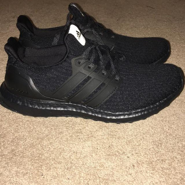 357cabe2aab92 Best Adidas Ultra Boost 4.0 Triple Black for sale in Aurora ...