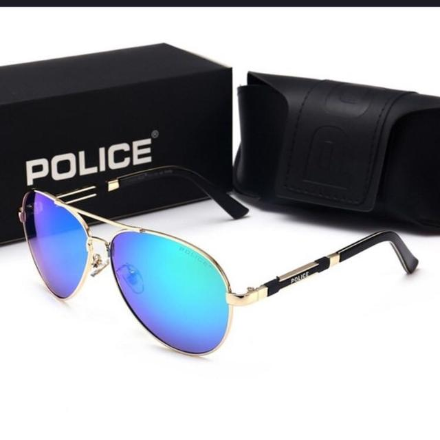5ce454df57d4 Best Police Brand  aviator  Sunglasses for sale in Yorkville ...