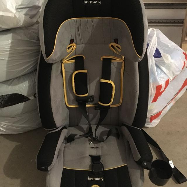 Harmony Defender 360 3 In 1 Car Seat