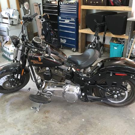 2008 Harley-Davidson for sale  Canada