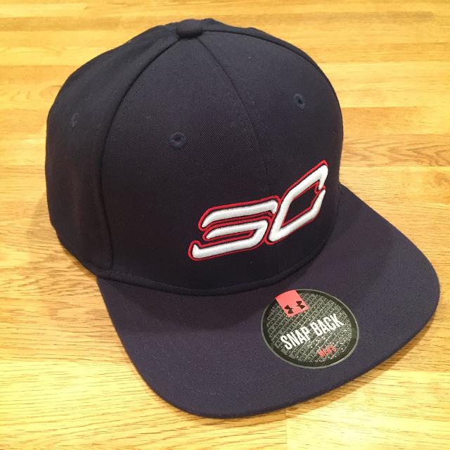 c31c6c125b2 Find more Steph Curry Under Armour Snap Back Hat for sale at up to ...